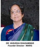 Dr. Vasudha Dhagamwar Founder Director