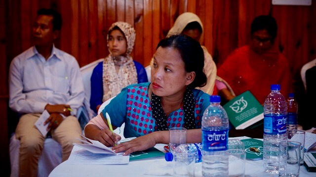 Legal Training for Community Justice Workers in Manipur